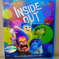 Jual Kaset Bluray Inside Out 2015 Jakarta Pusat Bluray Disc Tokopedia