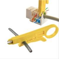 Pengupas Kabel LAN Rotary Wire Stripper Cutter