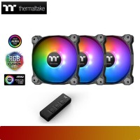 Thermaltake - Pure 12 ARGB Sync Radiator Fan (3-Fan Pack)
