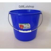 [Gojek] Ember Plastik 3 Galon ( 10.6 Liter ) Merek Greenleaf