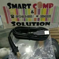 Kabel Scanner Barcode USB Scanlogic CS700plus CS800plus CS1000plus