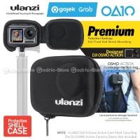 ULANZI OA-10 Mini Storage Bag Case Tas for DJI OSMO ACTION / GoPro Yi