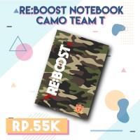 JKT48 Re:boost Notebook Camo Team T