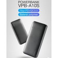 Powerbank vivan VPB A10s fast charging 10000mAh power bank original