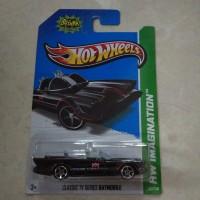 Hotwheels batman batmobile tv series 62/250