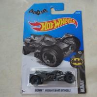 Hotwheels batman batmobile arkham knight 2015