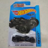 Hotwheels batman batmobile arkham