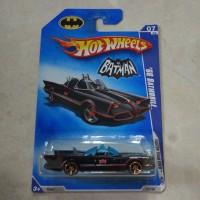 Hotwheels batman batmobile tv series super RARE
