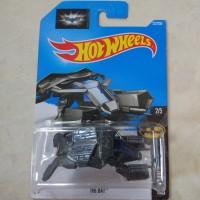 Hotwheels batman batmobile the bat 2015