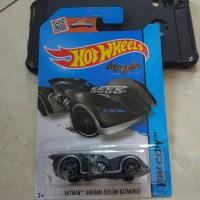 hotwheels batmobile batman arkham 64/250