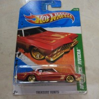 hotwheels th treasure hunt 1971 buick