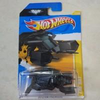 Hotwheels batman batmobile the bat 2011