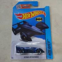 Hotwheels batman live batmobile