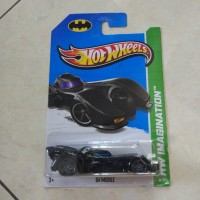 Hotwheels batman batmobile 61/250