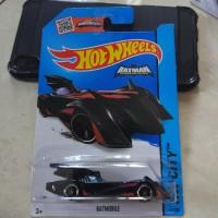 Hotwheels batman batmobile 2013 garis merah
