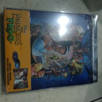 Steelbook The Princess and The Frog 4k bluray