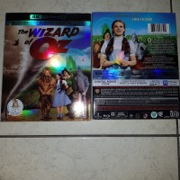 The Wizard of Oz 4k uhd bluray