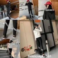 Setelan Premium Balenciaga - 501 / Premium