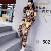 Setelan Premium H - 502 / Versace/ Import