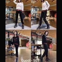 Setelan Premium Gucci - 501 / Import