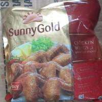 SUNNY GOLD sayap ayam pedas 500gr spicy wing