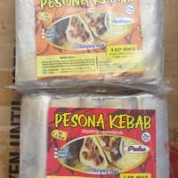 PESONA kebab mini 5pcs isi daging sapi rasa pedas dan barbeque