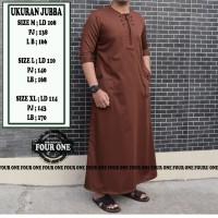 baju jubah pria/baju muslim baju jubah pria