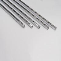 Tiang Braket / Bracket Kaca / Papan Dinding Wall Bracket DS 120 cm