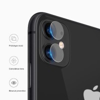 iPhone 11 Camera Lens Tempered Glass Transparan Clear iPhone Lens