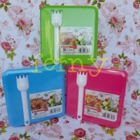 Lunch Box Florimel / Kotak Makan Greenleaf 7323