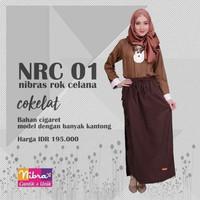 Nibras NRC 01 Coklat