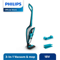 PHILIPS PowerPro Aqua Vacuum Cleaner 3 in 1 FC6404/01