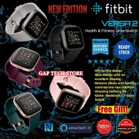 Fitbit Versa 2 / Versa2 Health and Fitness Smartwatch Original