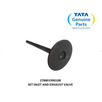 TATA MOTORS ACE EX 2 SET INLET AND EXHAUST VALVE 278801990108
