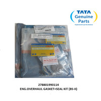 TATA ACE EX 2 ENG.OVERHAUL GASKET+SEAL KIT (BS-II) 278801990114
