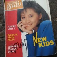 majalah jadul gadis