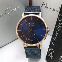 Jam Tangan Pria Original Alexandre Christie AC 8586 MS JP7