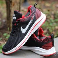 sepatu nike free flyknite zoom sport casual running import