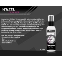 Dazzle Guard Wheel Cleaner pembersih Velg