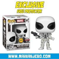 Funko Pop Marvel Spider Man - Agent Anti-Venom Chase Exclusive