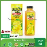 De Lemon - Jus Sari Lemon - Bukan De Lemona - Khasiat Lebih Kuat