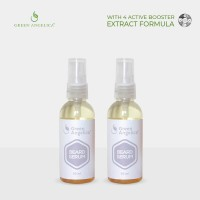 Penumbuh Jambang - Green Angelica Beard Serum 50ml x 2 Botol