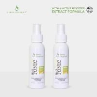 Green Angelica Hair Tonic - Penumbuh Rambut Terbaik 100ml x 2 Botol