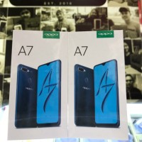 New Oppo A7 4/64GB