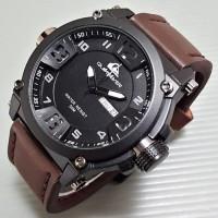 Jam tangan pria Quicksilver leather surf