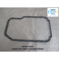 TATA MOTORS SUPER ACE GASKET (OIL SUMP TO LADDER FRAME) 286401135301