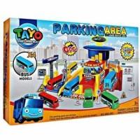 Mainan Anak Laki-Laki Track Tayo Parking Area 660-202