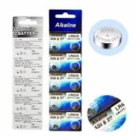 Baterai jam tangan AG4 LU Alkaline button cell battery 1.55V LR626 wat