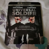 Universal Soldier 4k uhd bluray