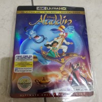 Aladdin 1992 4k uhd bluray